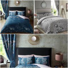 Duvet Cover Designer Range Bedding Set Quilt Cover 2020, 68-Pick Fabric S,D & K