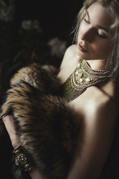 © Lovely Pics - shooting Ikone Paris - bijoux et accessoires - collection mariage 2014 - le blogdemadamec.fr #1