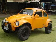 Fusca Baja, modelo 2014 - Blog do Deco - Webventure - A vida ao ar livre