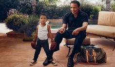 Louis Vuitton's new face: Mohammed Ali and his grandson