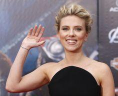 Scarlett o'hara Scarlett johansson and Female celebrities on ...