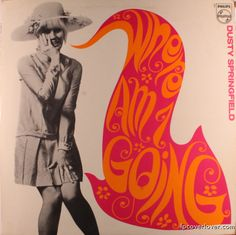 DUSTY  Springfield - Dusty's third LP from 1967.