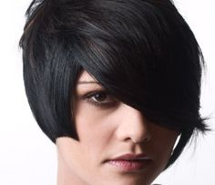How to cut a modern short haircut with graduation Graduated Haircut, Short Hair Cuts, Short Hair Styles, Graduation Hairstyles, About Hair, Updos, Hairdresser, Hair And Nails, Hair Color