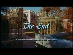 Written on the wind end title