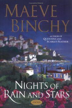 Nights of Rain and Stars by Maeve Binchy http://smile.amazon.com/dp/052594754X/ref=cm_sw_r_pi_dp_MxKOtb0QJR4DY69S