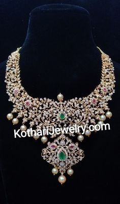 Diamond Necklace Set, Diamond Choker, Emerald Necklace, Gold Pendent, Diamond Pendant, Gold Bangle Bracelet, Gold Bangles, Gold Bracelets