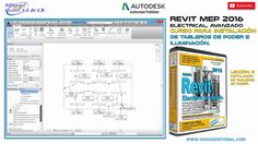 Revit 2016 Mep Electrical | Curso Avanzado | Tutorial Español | Lección 45