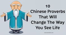 10 Chinese Proverbs That Will Change The Way You See Life Spiritual Quotes, Wisdom Quotes, Words Quotes, Wise Words, Life Quotes, Sayings, Wise Proverbs, Proverbs Quotes, Confucius Quotes