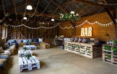 The best things to add to to your house to increase its value, from party barns to dressing rooms - Country Life Country Birthday Party, Rustic Birthday Parties, Barn Parties, Garage Party Decorations, Sweet 16 Decorations, Barn Dance Decorations, 21st Party, 18th Birthday Party, Country Sweet 16