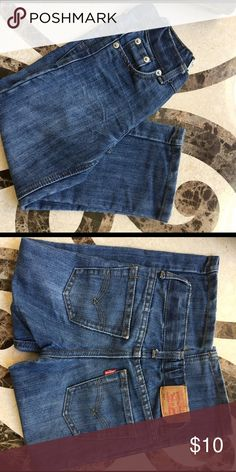 Little Boy's Levis Levis 514 Straight | Great pre loved condition  | Button fly | Price firm unless bundled please Levi's Bottoms Jeans