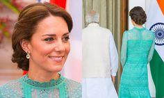Kate Middleton's braided up-do in 6 easy steps