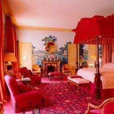 Guest Bedroom in mid-West USA. Bedroom