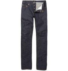 A.P.C.New Cure Slim Rigid Jeans