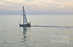 Sailboat Art, Pacific Ocean, The World's Greatest, Fine Art America, Boats, Sailing, Art Prints, Wall Art, Artwork