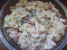 Olga's cuisine...και καλή σας όρεξη!!!: Μακαρονοσαλάτα σπέσιαλ!!!
