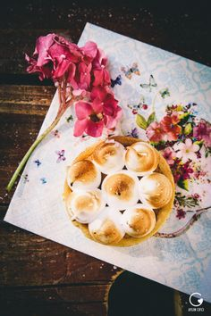 Food Styling, Sweet Things