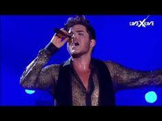 Queen + Adam Lambert - Ghost Town - Live at Rock in Rio 2015 - YouTube