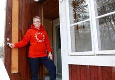 Airbnb är som en hobby för Pia Vuori, som gilar att träffa människor från hela världen.