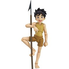 Max Factory Future Boy Conan Figma Action Figure ** Visit the image link more details. (This is an affiliate link) #GrownUpToys