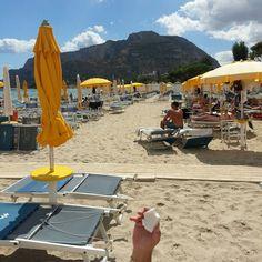 Mondello, Sicily September 2013