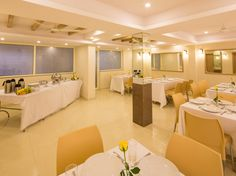 Goa M The Business Hotel  India, Asia M The Business Hotel is conveniently located in the popular Vasco Da Gama area. The property features a wide range of facilities to make your stay a pleasant experience. Take advantage of the hotel's free Wi-Fi in all rooms, daily housekeeping, taxi service, 24-hour front desk, express check-in/check-out. Some of the well-appointed guestrooms feature television LCD/plasma screen, internet access – wireless, air conditioning, wake-up servic...