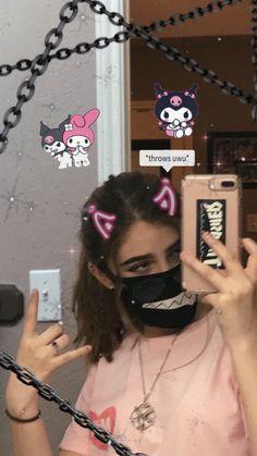 Bad Girl Aesthetic, Aesthetic Grunge, Aesthetic Photo, Pink Aesthetic, Aesthetic Anime, Aesthetic Pictures, Lila Baby, Grunge Girl, Cybergoth