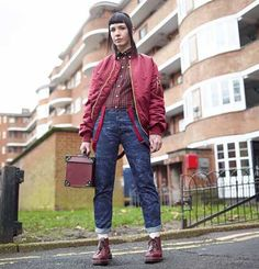 Martens sort « Spirit of 69 Mode Skinhead, Skinhead Girl, Skinhead Fashion, Skinhead Style, Edwin Jeans, Dr. Martens, Mod Fashion, 1970s, Ska