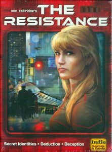 5-10 Players / 30 min. –– The Resistance on BoardGameGeek