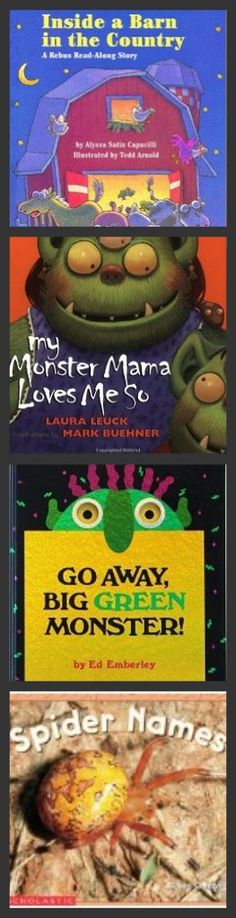#Halloween books