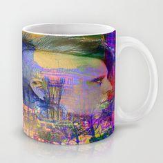 London underground Mug by ganech - $15.00