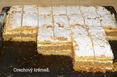 Fotorecept: Orechový krémeš