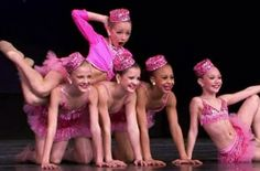 "Chloe, Paige, Brooke, Nia, and Maddie in ""I Want It All"""