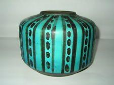Very nice 50/60s Keramik-CERAMANO-signiert-Hans Welling