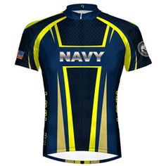 U.S. Navy Team Issue Cycling Jersey