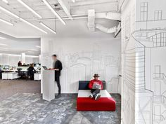 Saatchi & Saatchi Offices - New York City - Office Snapshots