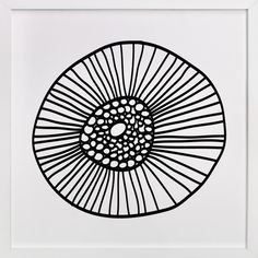 lines & circles by aticnomar at minted.com