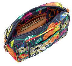 Mini Chain Bag   Vera Bradley jazzy Blooms