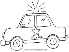 kindergarten printable hat templates coloring pages police