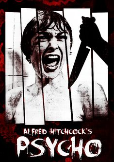 Images For > Alfred Hitchcock Poster  [More Janet Leigh and the famous Hitchcock 'Scream' poster. Tiffee Jasso ]