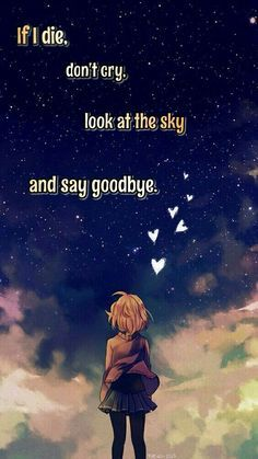 Never look back on the memories we had then ur cry and then I can't hold u like I used to just know that i will still be watching u making sure okay every second of the day cause ily💘❤️‼️ Sad Anime Quotes, Manga Quotes, Comics Undertale, Dark Quotes, Depression Quotes, Quote Aesthetic, True Words, Cute Quotes, Quotations