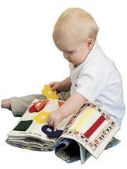 I Can Do It Activity Book Sewing Pattern - Provide hours of quiet play for your little one.