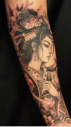 Half Sleeve Tattoo Stencils, Koi Tattoo Sleeve, Japanese Sleeve Tattoos, Full Sleeve Tattoos, Small Girl Tattoos, Mom Tattoos, Arm Tattoos For Guys, Body Art Tattoos, Hand Tattoos