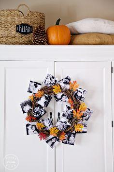 DIY Fall Wreath | Pa