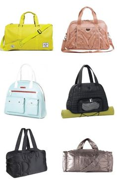 Top 10 Stylish Multitasking Gym Bags d2804760a8faf