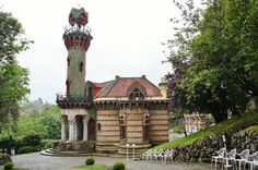 http://guias-viajar.com/ El Capricho de Gaudí en Comillas