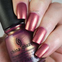 China Glaze | Pure Platinum Collection | Awakening