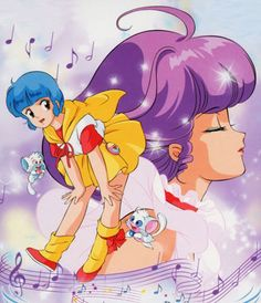 My favourite anime! - Creamy Mami Magic girl