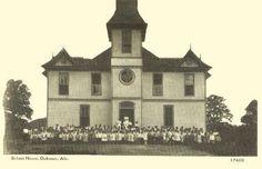 Oakman Schoolhouse