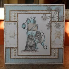 Helen's Craft Haven...: Me To You...