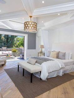 Studio City Estate With Meticulous Craftsmanship. Master Bedroom  DesignBedroom ...